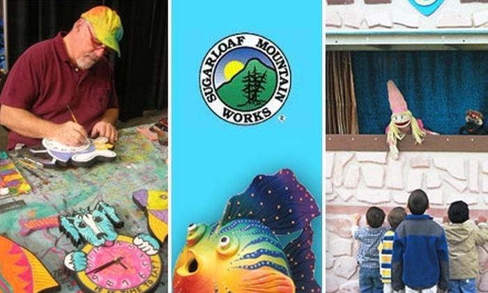 Sugarloaf Crafts Festival - Gaithersburg: $4 for One Ticket to Sugarloaf Crafts Festival, April 9–11 (Up to $8 Value)