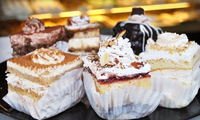 Wholly Cannoli - Union HIll: $7 for $15 Worth of Gourmet Baked Goods and Lunch Fare at Wholly Cannoli
