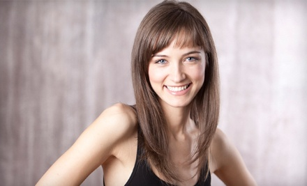 Haircut, Blow-Dry, and Style (a $70 value) - Essencia Salon and Day Spa in Hockessin
