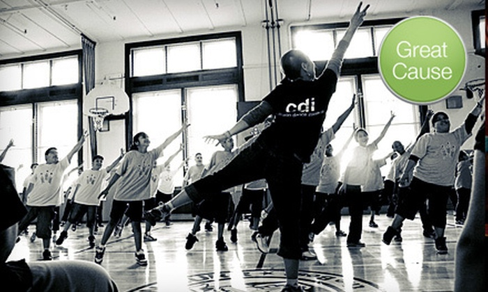 Chicago Dance Institute - Chicago: If 50 People Donate $10, Then Chicago Dance Institute Can Sponsor One Child for a Year of Fine-Arts Class