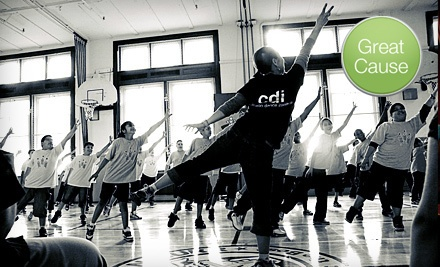 $10 Donation to Chicago Dance Institute - Chicago Dance Institute in