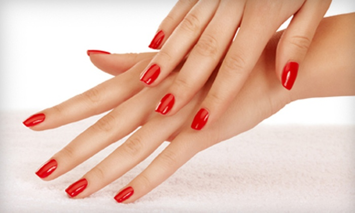 Wish Nails - Rocky River: One or Three OPI GelColor Manicures at Wish Nails in Rocky River (Up to 54% Off)