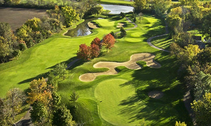 Klein Creek Golf Club - Royal Golf Club at Klein Creek: Golf Outing for One on a Weekday or Golf Outing for Four on a Weekday or Weekend at Klein Creek Golf Club in Winfield