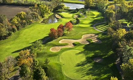 18-Hole Round of Golf Including Cart Rental on Monday-Friday (up to a $65 value) - Klein Creek Golf Club in Winfield