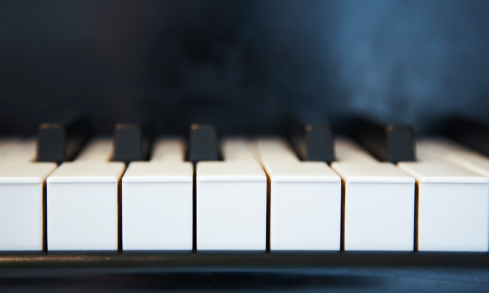 Skyblue Music - Normal Heights: One or Three Months of Weekly Piano Lessons at Skyblue Music (Up to 60% Off)