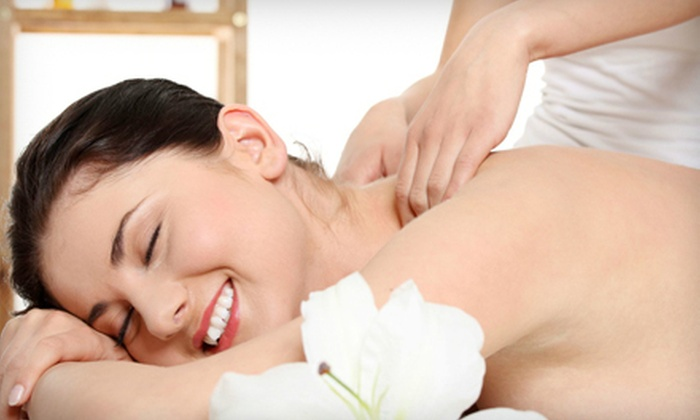 AgeLoc Day Spa - West Rockville: 60-Minute Acupressure or Hot-Stone Massage at AgeLoc Day Spa in Rockville (Up to 58% Off)