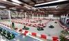 14-Lap Go Kart Race