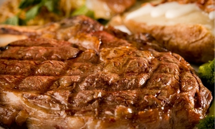 Prime Steak and Wine - Wyomissing: $25 for $50 Worth of Steaks, Seafood, and More at Prime Steak and Wine in Reading