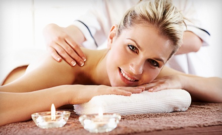 60-Minute Swedish or Deep-Tissue Massage with Aromatherapy ($75 value) - Creation Salon in Guerneville