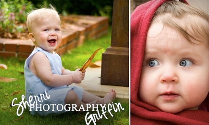 Sherri Griffin Photography - Hoover: $49 for a One-Hour Professional Photo Session and Selected Prints from Sherri Griffin Photography (Up to $195 Value)