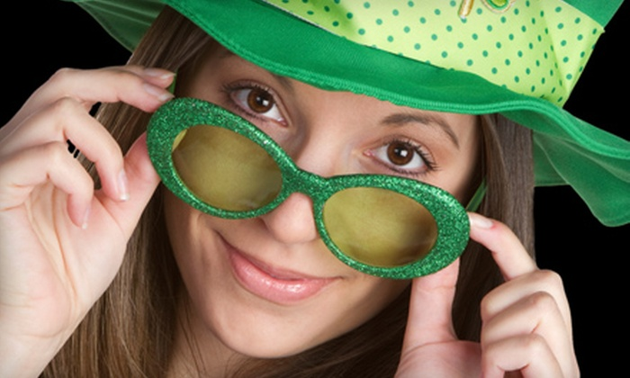 Halfway to St. Patrick's Day - Downtown: $15 for Two Tickets to Halfway to St. Patrick's Day Music Fest at Lucky's Pub on September 17 (Up to $32.72 Value)