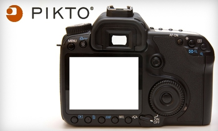 Pikto - Downtown Toronto: $59 for Point-and-Shoot or DSLR Digital Photography Class at Pikto ($155 Value)