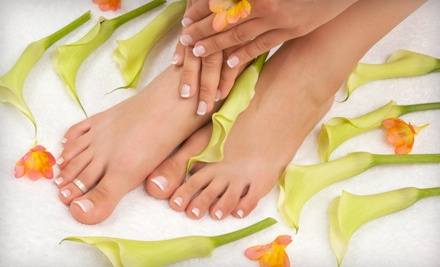 45-Minute Classic Manicure (a $20 value) - Nail Therapy Spa in Canton
