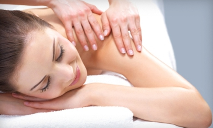 Massage Energy, LLC - Wethersfield: $39 for a One-Hour Custom Massage at Massage Energy, LLC in Wethersfield ($80 Value)