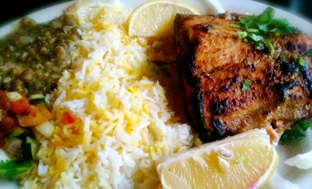 $40 Groupon to Akbar Cuisine of India ($45 if used on Mon.-Thurs.) - Akbar Cuisine of India in Pasadena