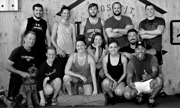 Crossfit Analog - Central Sacramento: Four Weeks of Gym Membership at Crossfit Analog (65% Off)