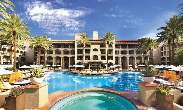 Fairmont Scottsdale Princess - Scottsdale, AZ: Stay with Dinner Credit at Fairmont Scottsdale Princess. Dates into September.