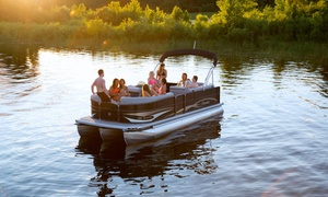 Perfect Boat Rentals: Full-Day Speedboat Rental or Half- or Full-Day Pontoon Boat Rental from Perfect Boat Rentals (Up to 40% Off)