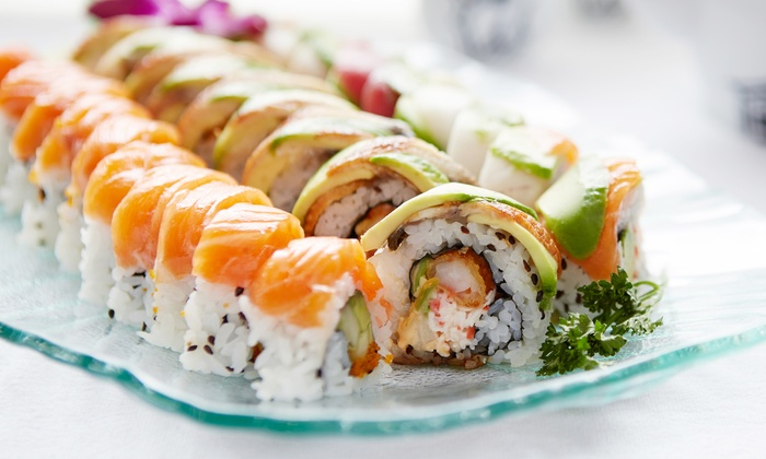 Kampai Sushi Bar - Chesterfield: Sushi and Drinks at Kampai Sushi Bar (Up to 43% Off). Three Options Available.
