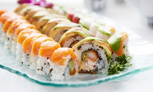 Mikato Steak and Sushi: $14 for $30 Worth of Japanese Cuisine at Mikato Steak and Sushi