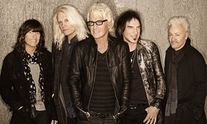 REO Speedwagon, Styx & Ted Nugent - Southeast Raleigh: The Midwest Rock N Roll Express: Styx and REO Speedwagon at Time Warner Cable Music Pavilion at Walnut Creek on April 27