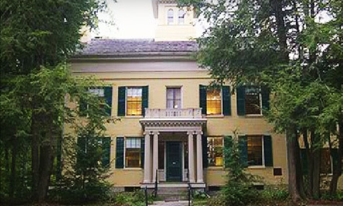 Emily Dickinson Museum - Amherst: Visit and Tour for Up to Four or One-Year Membership to Emily Dickinson Museum in Amherst (Up to 51% Off)