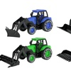 Toy Farm Tractor Set