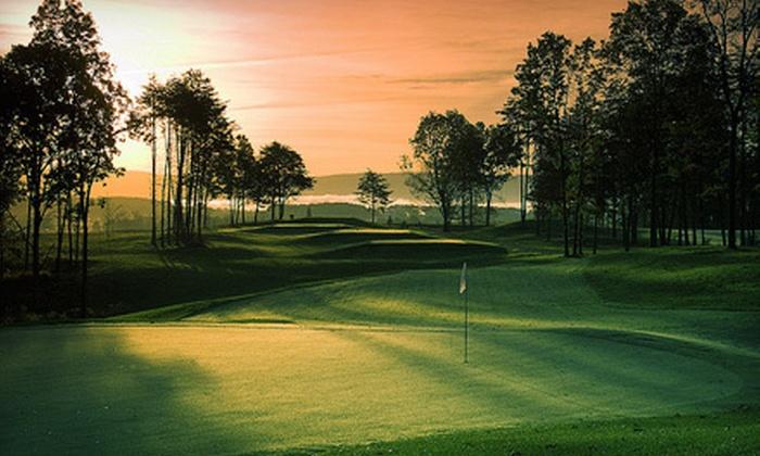 Blue Ridge Shadows Golf Club - North River: $139 for Three One-Hour Private Golf Lessons at Blue Ridge Shadows Golf Club in Front Royal ($300 Value)