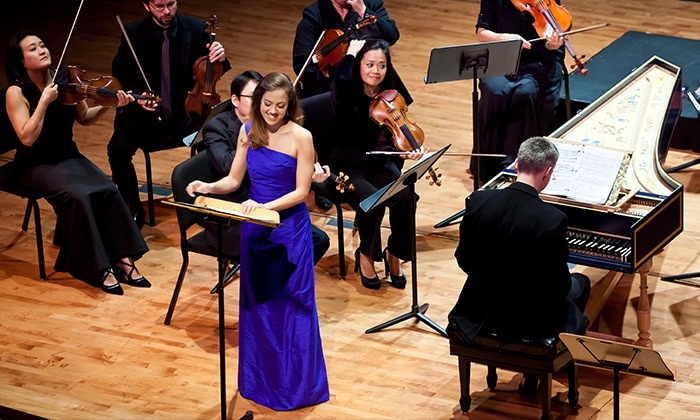 Ars Lyrica Houston - Zilkha Hall at The Hobby Center for Performing Arts: Ars Lyrica Houston 3-Show Ticket Package (December 31 at 9:30 p.m., February 12 at 7:30 p.m., and June 3 at 7:30 p.m.)