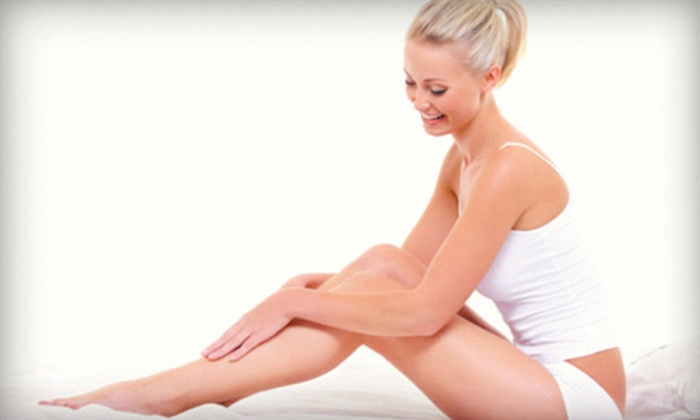 Eastern Virginia Medical Spa - Chesapeake: Six Laser Hair-Removal Treatments on a Small, Medium, or Large Area at Eastern Virginia Medical Spa (Up to 89% Off)