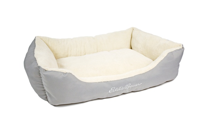 Eddie Bauer Ripstop Bolster Dog Bed Groupon