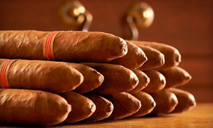 J Shepherd Cigars - Cherokee Triangle: 10-Cigar Sampler Pack or $10 for $20 Worth of Any Cigars at J Shepherd Cigars