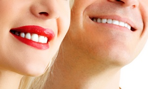 Orchard Cosmetic & Family Dental: Dental Checkup with Option for an In-Office Teeth Whitening at Orchard Cosmetic & Family Dental (Up to 92% Off)