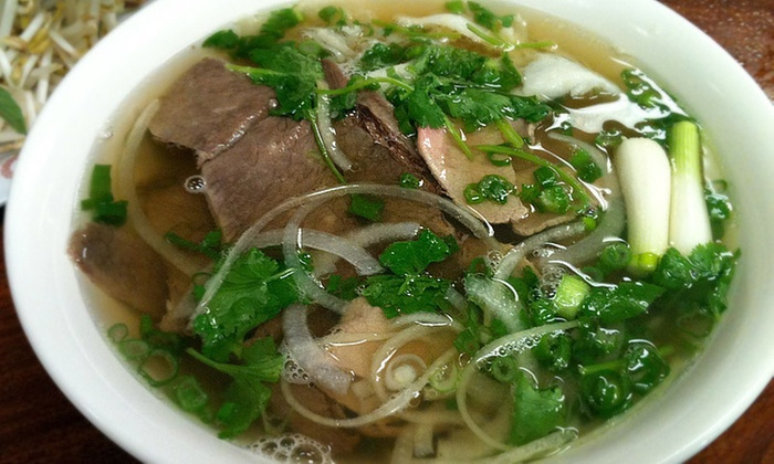 Pho Denver at Lincoln St - Capitol Hill: Up to 40% Off Pho at Pho Denver at Lincoln St
