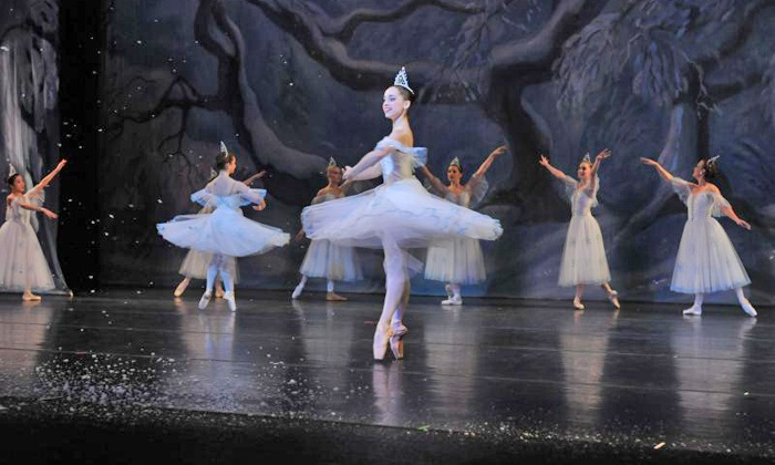 "International Ballet presents ""The Nutcracker"" - Downtown: International Ballet Presents ""The Nutcracker"" for Two at The Peace Center on December 14 or 15 (Up to 57% Off)"