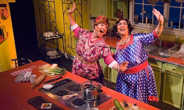 """Cooking With The Calamari Sisters - Vogel Hall Marcus Center: """"Cooking With The Calamari Sisters"""" at Vogel Hall Marcus Center on October 29–30 (Up to 45% Off)"""
