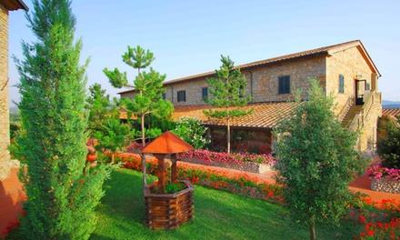 Toscana: Hotel Fattoria Belvedere 4*, fino a 3 notti in camera doppia, colazione, accesso all'area benessere per 2