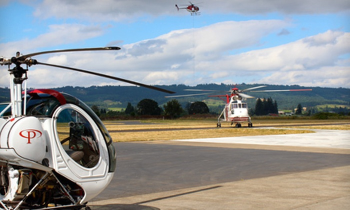 Precision Helicopters - Newberg: $99 for One Introductory Flight-Training Package at Precision Helicopters ($199 Value)