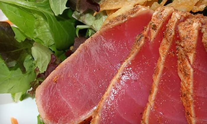 Spencer Makenzie's Fish Company - San Buenaventura (Ventura): $9 for $18 Worth of Modern Beach Fare at Spencer Makenzie's Fish Company