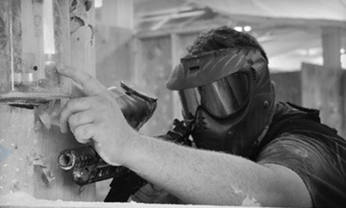 Xtreme Action Paintball - Walpole: $20 for a Basic Rental Package and Three Hours of Play at Xtreme Action Paintball