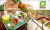 Maoz - Dupont Circle: $5 for $10 Worth of Vegetarian Cuisine at Maoz Vegetarian