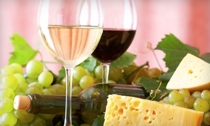 Little Italy Wines - University: $20 for Two Wine-Tasting Tickets, One Cheese Plate, and One Bottle of Wine at Little Italy Wines ($40 Value)