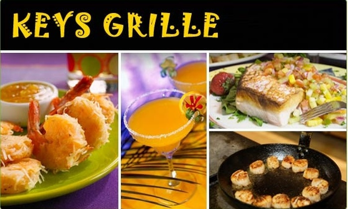 Key's Grille - North Andover: $15 for a $35 Groupon to Keys Grille