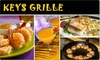 Key's Grille - CLOSED - North Andover: $15 for a $35 Groupon to Keys Grille