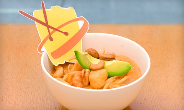 Tin Drum AsiaCafé - Hollywood: $12 for $25 Worth of Asian Fare at Tin Drum AsiaCafé