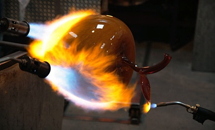 4-Hour Group Workshop (a $150 value) - Seattle Glassblowing Studio & Gallery in Seattle