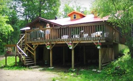 Algonquin Wilderness Eco-Lodge - Algonquin Wilderness Eco-Lodge in Algonquin Park
