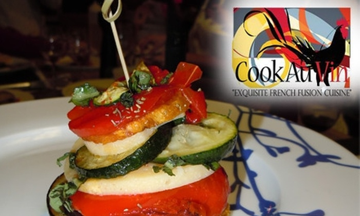 Cook Au Vin - Bucktown: $100 for $200 Worth of Cooking Classes and Services from Cook Au Vin