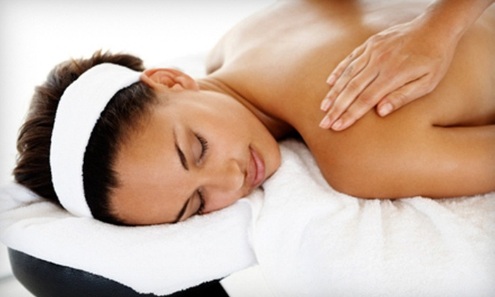 enVus Salon & Day Spa - Pacific Beach: $39 for a 60-Minute Swedish or Deep-Tissue Massage at enVus Salon & Day Spa in Pacific Beach ($85 Value)