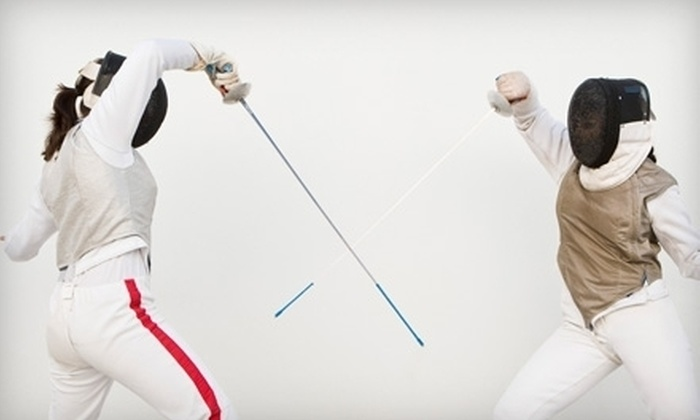 New York Fencing Academy - Coney Island: One or Two Private Lessons and Group Classes at New York Fencing Academy in Brooklyn (Up to 86% Off)